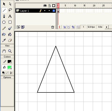 Программа создания геометрических фигур