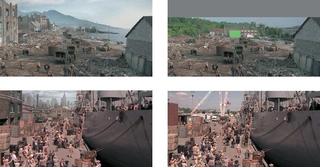 Спецэффекты в кино и на телевидении Звук и видео КомпьютерПресс 8'2003