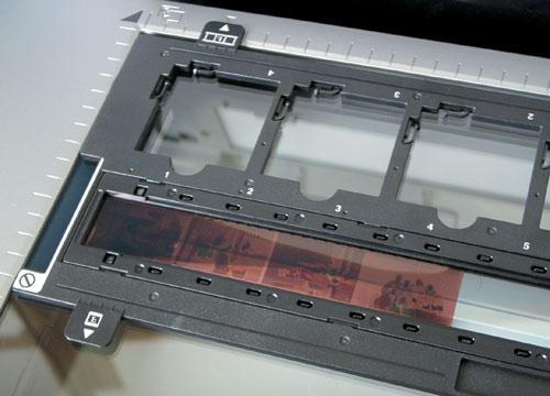 Как сделать слайдеры на принтере