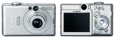 Canon Digital IXUS 40