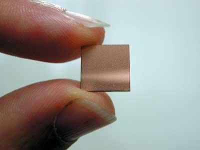 Новая микросхема статической
