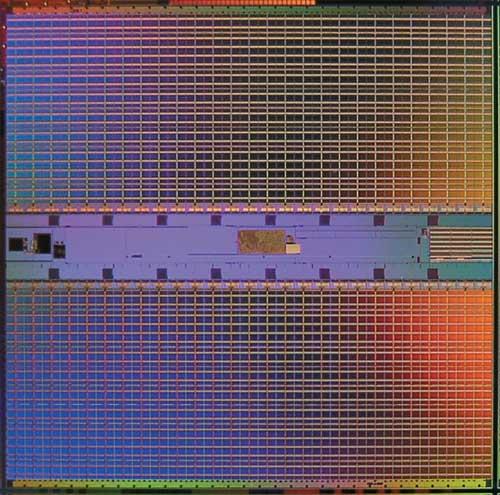 Микросхема статической памяти