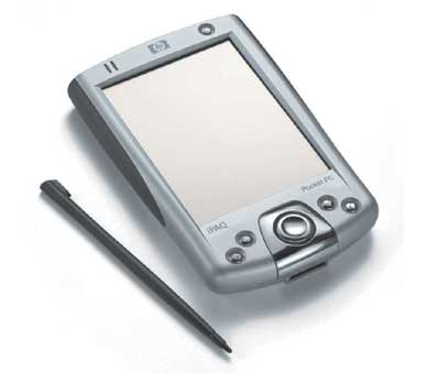 КПК на основе Windows Mobile 2003 — HP iPAQ h2210