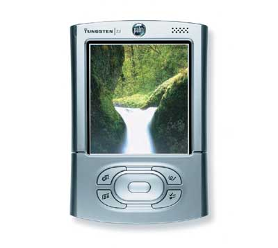 КПК на основе Palm OS 5 — Palm Tungsten T3