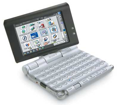 КПК на основе Palm OS 5 — Sony Clie PEG-UX50