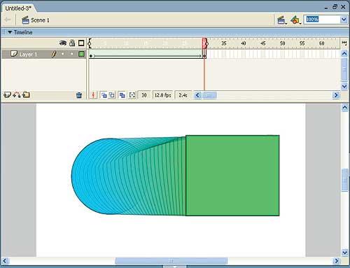 Обзор возможностей Flash MX 2004 КомпьютерПресс