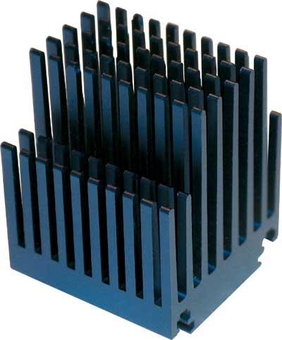 Рис. 4. Радиатор для северного моста чипсета ZALMAN NB47J