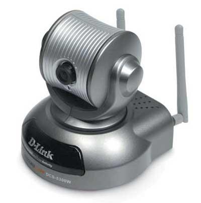Рис. 5. Камера DCS-5300W от компании D-Link