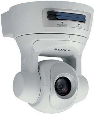 Рис. 4. Камера SNC-RZ30N от компании Sony