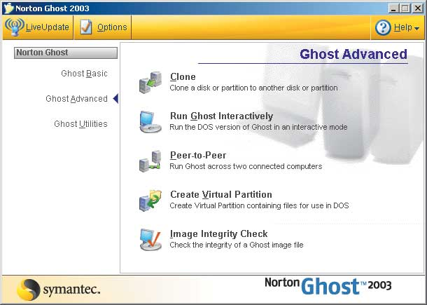 Norton Ghost - скачать бесплатно Norton Ghost для Windows. прошивку на noki