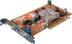 ASUS Radeon A9550 GE/TD