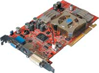 HIS Excalibur Radeon 9600 XT