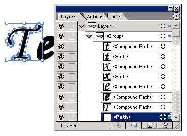 Работа с текстом в Adobe Illustrator | КомпьютерПресс