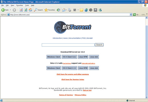 adult bit torrents. Bit Torrent is a new file sharing technology that has .