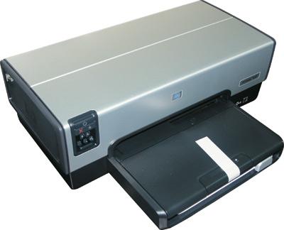Скачать драйвер для HP DeskJet D2360