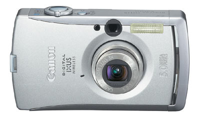 Canon IXUS Wireless