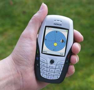 Компас приложение на телефон
