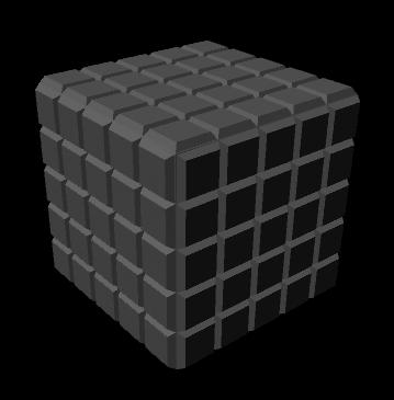 Рис. 42. Кубик Рубика