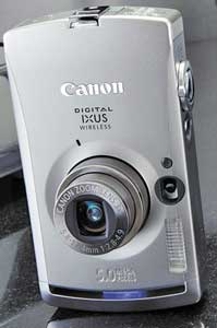 Canon Digital IXUS wireless