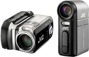 JVC Everio GZ-MC100 GZ-MC200