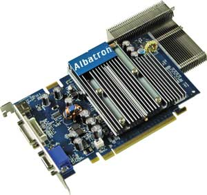 Albatron GeForce 7300GT