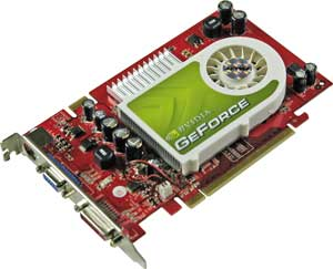 Palit GeForce 7300 Sonic