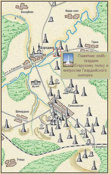 Бородинского сражения