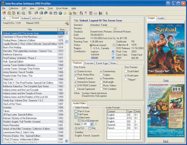 DVD Profiler 2.4