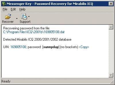 С руководством по взлому ICQ вы узнаете как быстро взломать ICQ за.
