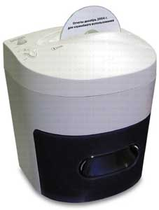 Primera DS-360 Disc Shredder