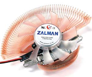 Zalman VGA Cooler VF700-Cu Led