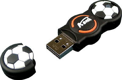 A-DATA Football Disk RB16