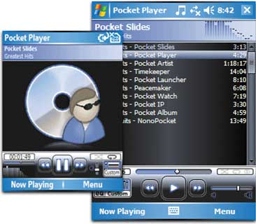 Pocket Player 2.72