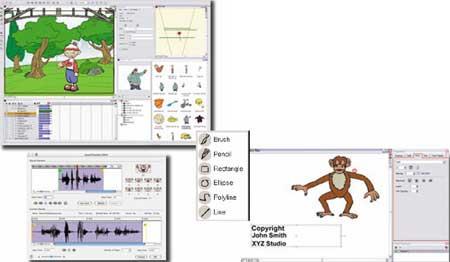 программа для векторизации растровых изображений