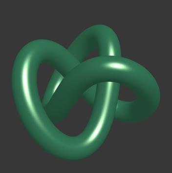Рис. 60. Блестящая спираль