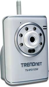 IP-камера TRENDnet TV-IP312W