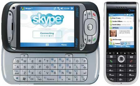 скайп для мобильного телефона