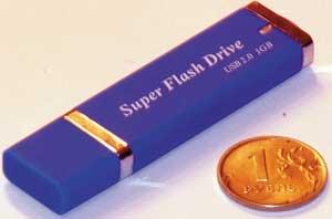Super Talent DG 1GB