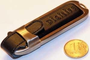 Digilife leather 1GB