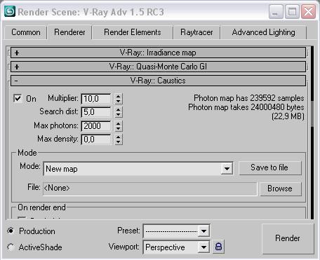 3D Studio MAX: первые шаги. Урок 29. Визуализация ...: http://compress.ru/article.aspx?id=19795&part=11ext1