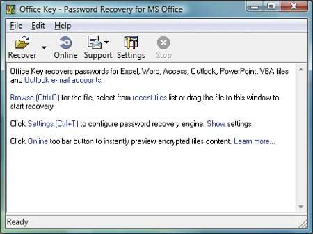 Для программ всех подбор паролей