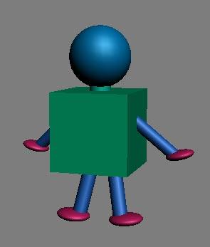 Рис. 13. Исходный вид кубика
