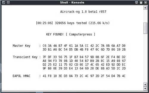 Взлом сети Wi-Fi Компьютер76. Выбор операционной системы позволяет мастеру