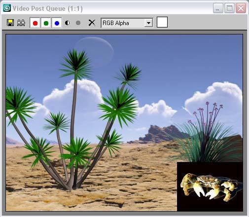 Рис. 23. Вид результирующего изображения после настройки параметров изображения