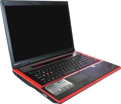 В ноутбуке используется черная