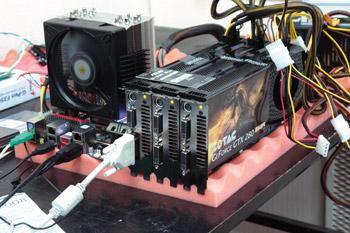 установка двух видеокарт Nvidia - фото 3