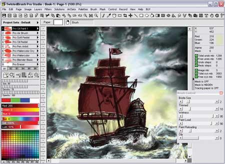 Программа для рисования на ноутбуке скачать