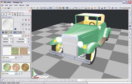 3D Crafter 9.3 Build 1620