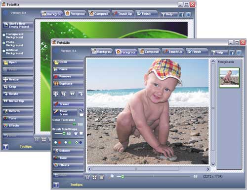 Фотоколлаж своими руками КомпьютерПресс
