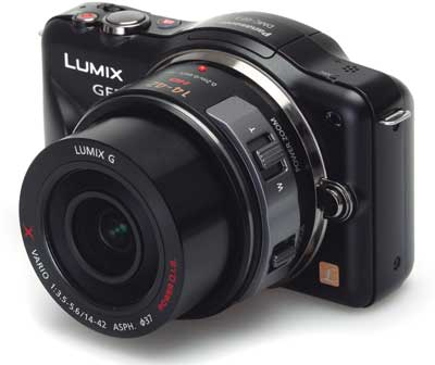 Lumix DMC-GF3X